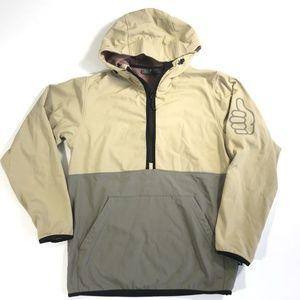 Women's Trew Gear Polartec Half Zip Jacket SZ XS